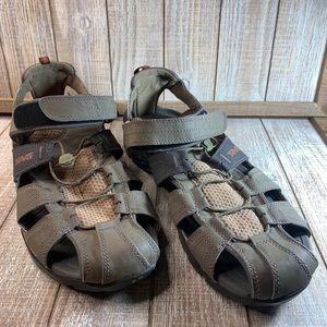 Teva Forebay Fisherman Sandals Size 13